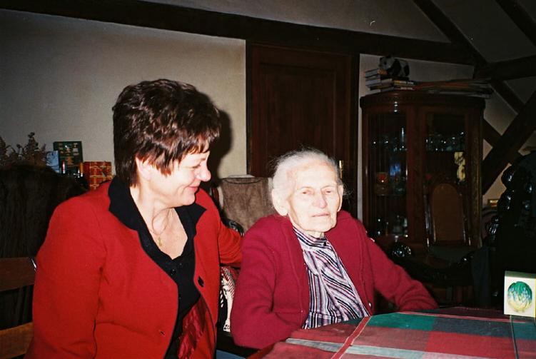 Wspomnienia siostry naszego patrona Pani Domańskiej 2