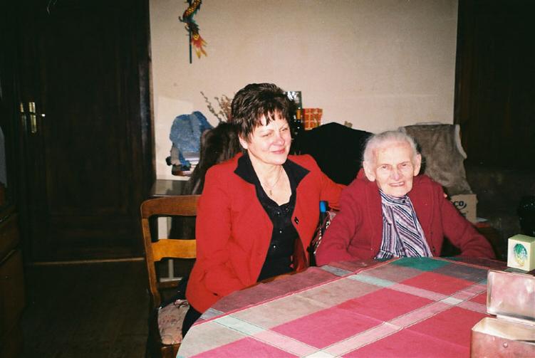 Wspomnienia siostry naszego patrona Pani Domańskiej 3