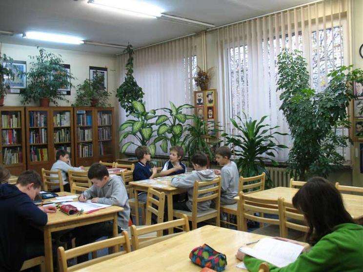Biblioteka - zdjęcie 1