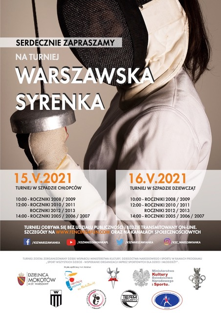 Turniej Warszawska Syrenka